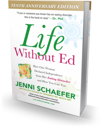 Life Without Ed Eating Disorder Book
