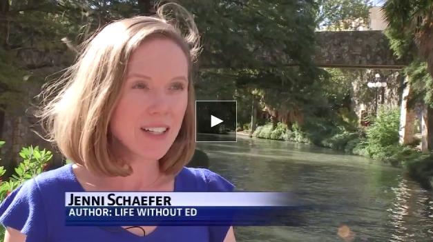 Jenni Schaefer, ABC13 Houston interview