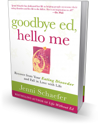 Goodbye Ed, Hello Me Book
