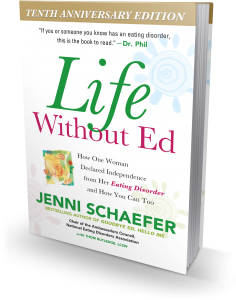 "If you have my first book, Life Without Ed, you might want to reread the short ""Holidays"" chapter on pages 48-49."
