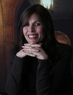 Author, Melissa Groman, LCSW