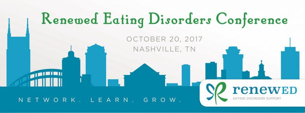 Renewed Eating Disorders Conference Banner