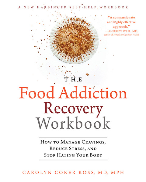 Food Addiction Recovery Workbook Cover