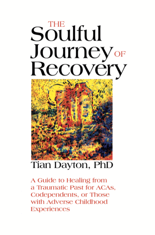 The Soulful Journey of Recovery book cover